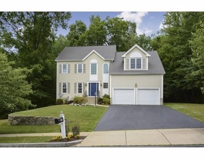 282 Samuel Drive, Northbridge, MA 01588 - #: 72522685