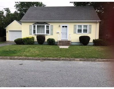 1124 Dutton Street, New Bedford, MA 02745 - #: 72522790