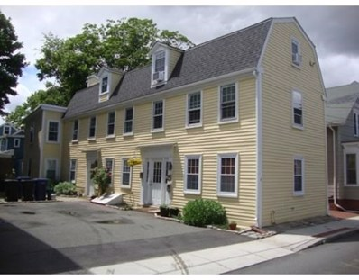 4 Bentley Street UNIT 1, Salem, MA 01970 - #: 72523317