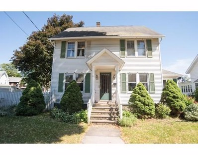 117 Northwood St, Chicopee, MA 01013 - #: 72523472