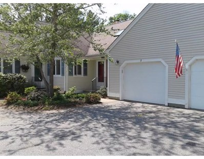 7 Par Three  Ct UNIT 7, Mashpee, MA 02649 - #: 72523661