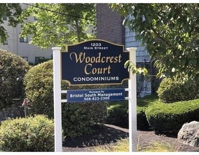6 Woodcrest Court UNIT 2, Weymouth, MA 02190 - #: 72523916