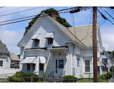 74 Pleasant St, Quincy, MA 02169 - #: 72523953