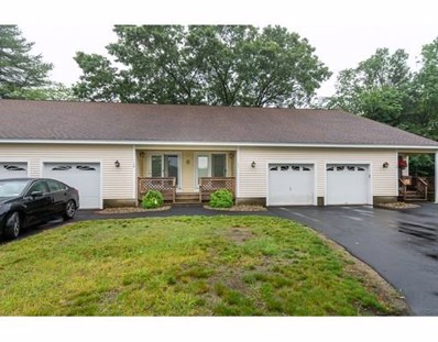 100 Pleasant Street UNIT 12, Tewksbury, MA 01876 - #: 72524139