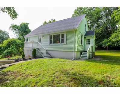 21 Taunton St, Worcester, MA 01604 - #: 72524737