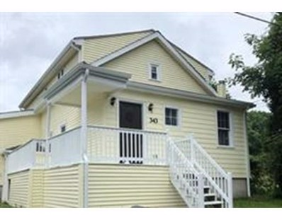 343 Spencer St, Fall River, MA 02721 - #: 72524925
