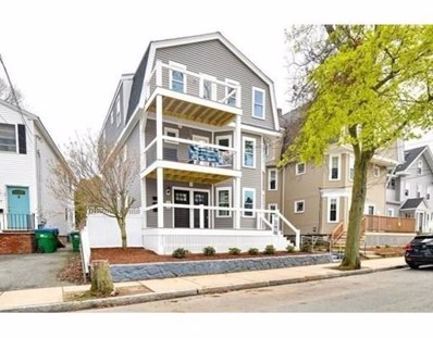 5 Irving St UNIT 3, Medford, MA 02155 - #: 72525676
