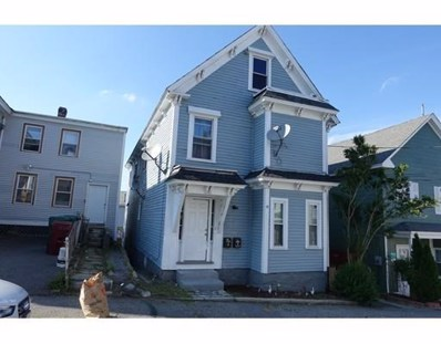 432 Lincoln St, Lowell, MA 01852 - #: 72525973