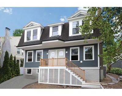 11 Ricker Terrace UNIT 1, Newton, MA 02458 - #: 72525992