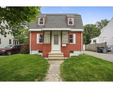 7 Ruggles Street, Quincy, MA 02169 - #: 72525995