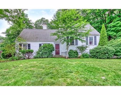 6 Mill Brook Road, Westwood, MA 02090 - #: 72526015