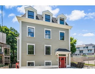 56 Cedar St UNIT 1, Boston, MA 02119 - #: 72526329