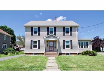 11 Dickinson St, Greenfield, MA 01301 - #: 72526791