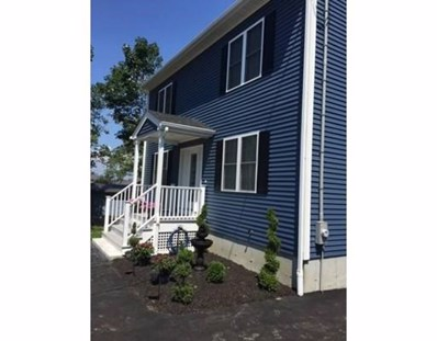 1632 Rodman St, Fall River, MA 02721 - #: 72527509
