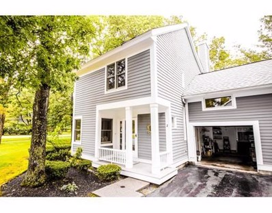 2 Holly Ct UNIT 2, Rockland, MA 02370 - #: 72527588