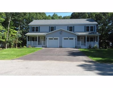 7A Whittier Drive, Seabrook, NH 03874 - #: 72527842