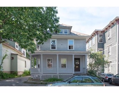 25 John St, Worcester, MA 01609 - #: 72528323