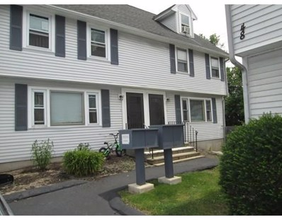 46 Mount Hope UNIT 2, Lowell, MA 01854 - #: 72528474