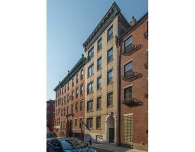20 Sheafe Street, Boston, MA 02113 - #: 72530455