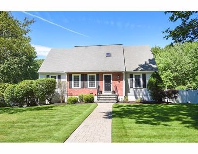 36 Woodberry Ln, North Andover, MA 01845 - #: 72530754