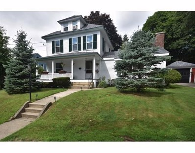 4 Lakeview Ave, Amesbury, MA 01913 - #: 72531491