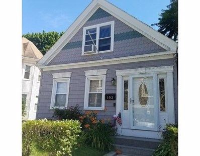 102 Crescent St, Quincy, MA 02169 - #: 72531587