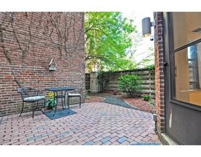 108 Gainsborough St UNIT 4W, Boston, MA 02115 - #: 72532106
