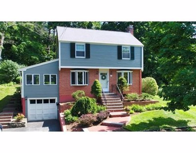 27 Strawberry Hill Road, Natick, MA 01760 - #: 72532348