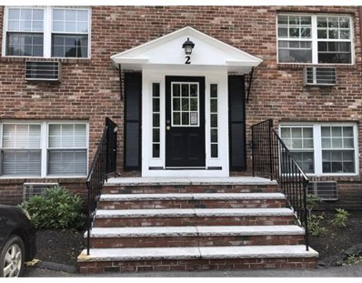 2 Colonial Village UNIT 11, Arlington, MA 02474 - #: 72532784