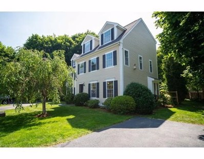 4 Fulton St UNIT E, Newburyport, MA 01950 - #: 72532992