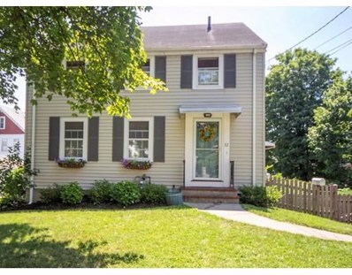 32 Wheelock Ave, Norwood, MA 02062 - #: 72533115