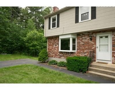 39 Residential Ln UNIT A, Blackstone, MA 01504 - #: 72533162
