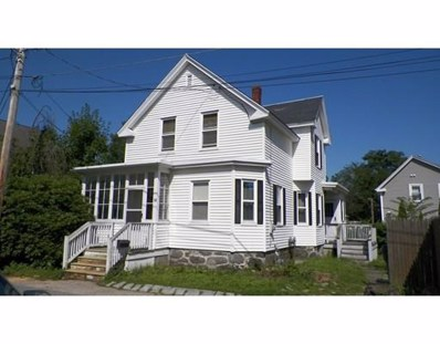 11 Kensington St, Lowell, MA 01852 - #: 72536088