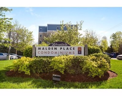 30 Franklin St UNIT 315, Malden, MA 02148 - #: 72536354
