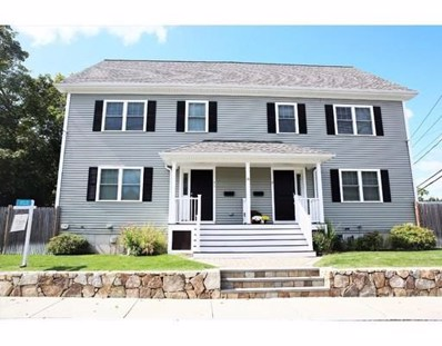 21 Hall Street UNIT 1, Waltham, MA 02453 - #: 72536898