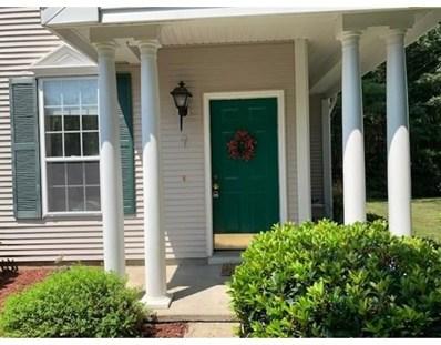 7 Grover Ln, Foxboro, MA 02035 - #: 72537825