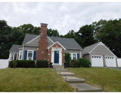 40 Rudolph St, Worcester, MA 01604 - #: 72538138