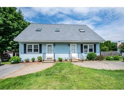 83-B Timrod Dr, Worcester, MA 01603 - #: 72538378
