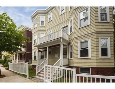 23 Cambridge Terrace UNIT 3, Cambridge, MA 02140 - #: 72538765