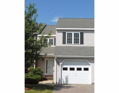 95 Green Briar Rd UNIT 70, Fitchburg, MA 01420 - #: 72540163