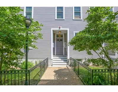 9 Mullins Court UNIT 3, Cambridge, MA 02141 - #: 72540264