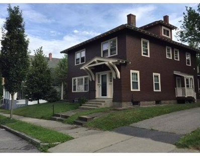 7 Oberlin St, Worcester, MA 01610 - #: 72540369