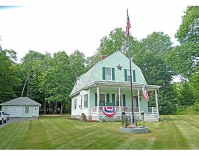 107 Plymouth Street, Middleboro, MA 02346 - #: 72541156