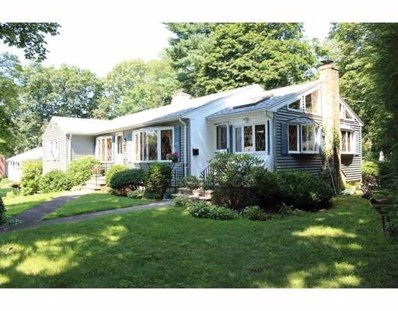 84 Woodstock Street, North Andover, MA 01845 - #: 72541607
