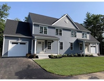 557 Wareham St UNIT 6, Middleboro, MA 02346 - #: 72542435