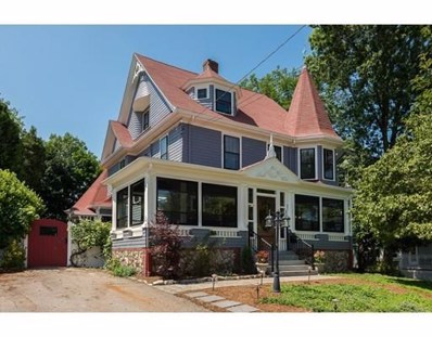21 Roselin Ave, Quincy, MA 02169 - #: 72542799