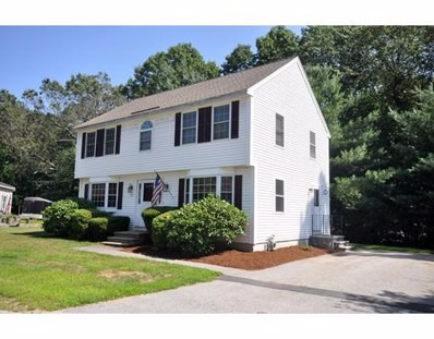 21 Tucker St UNIT 10, Pepperell, MA 01463 - #: 72543810