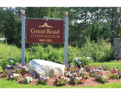 390 Great Road UNIT A11, Acton, MA 01720 - #: 72544236