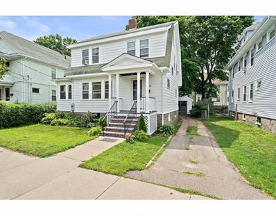105 Whitwell St, Quincy, MA 02169 - #: 72546666