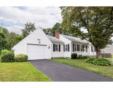 16 Brandon St, North Attleboro, MA 02760 - #: 72546968
